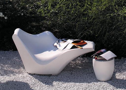 Tokyo Pop Chaise Sofa Lounge Design