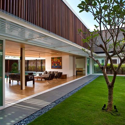 Open House Environmentally friendly Home Design