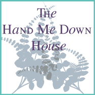The Hand Me Down House button