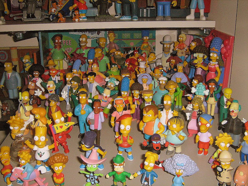 My Collection (Mostly Simpsons, South Park) IMG_5070
