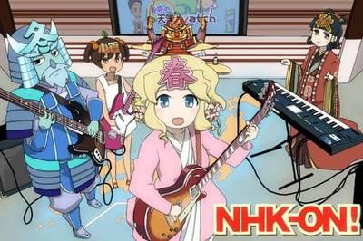 NHK天气预告