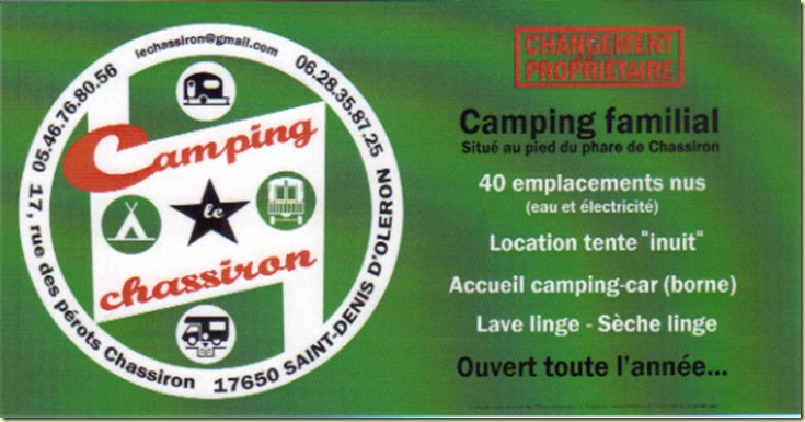 Camping Chassiron