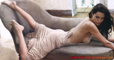 安潔莉娜裘莉 Angelina Jolie