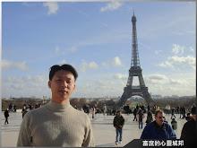 法國巴黎夏佑宮(欣賞艾菲爾鐵塔最完美的景點)