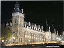 巴黎塞納河旁的經典歐洲建築