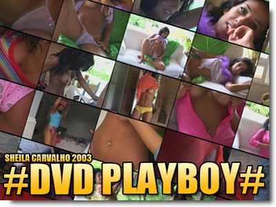 Scheila Carvalho – DVD Playboy 2003