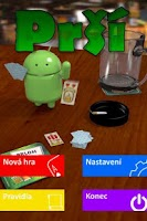 Screenshot of Prší Online