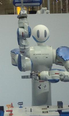 2009国際ロボット展