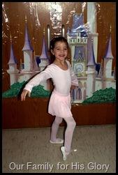 ballet Elliana