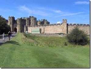 145 Alnwick castle
