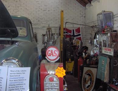 196 inne i garasjen