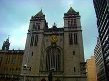Mosteiro de São Bento. Foto de Gladstone Barreto. Clique na foto para ampliar