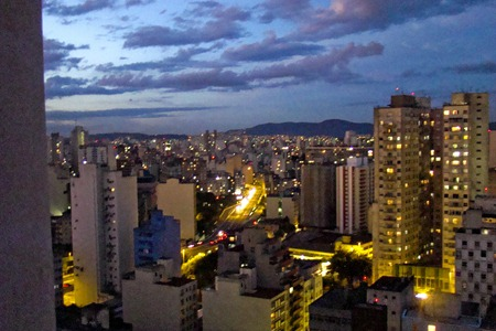 Imagem do centro paulistano. Foto: Gladstone Barreto