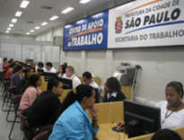 Centro de Apoio ao Trabalho da prefeitura municipal