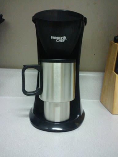Coffee Maker Mug : Mid Hour Chat with Yemi Ahlmani: Family Chef one mug coffee maker