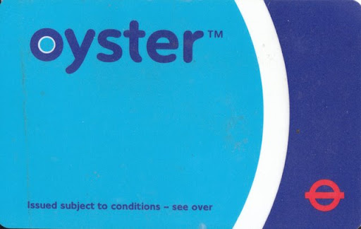 Photo of Oystercard