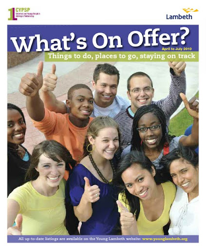 Whats on offer guide cover