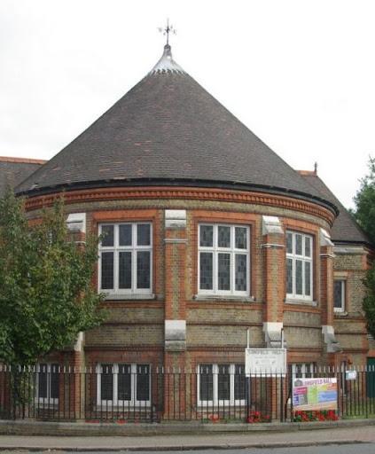 photo of Longfield Hall, Knatchbull Road in Vassall Ward, SE5