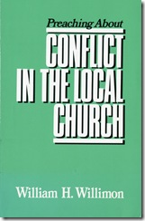 willamon book on conflict