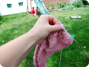 knittingoutside