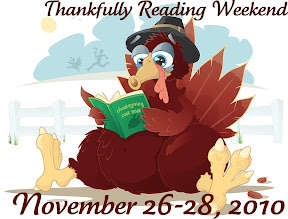 Thankfully Reading Mini-Challenge #1: What Book Are You Most Thankful For?