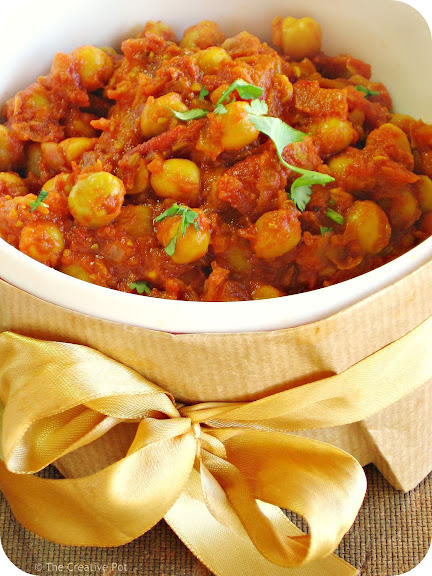 Channa Masala [photo]
