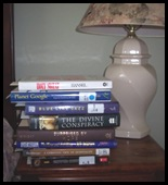 my nightstand books