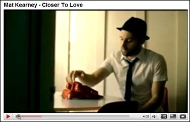 Closer to Love_Mat Kearney