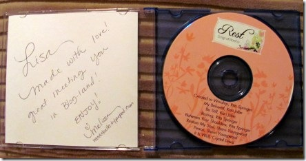 rest CD