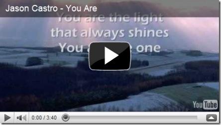 You Are_Jason Castro