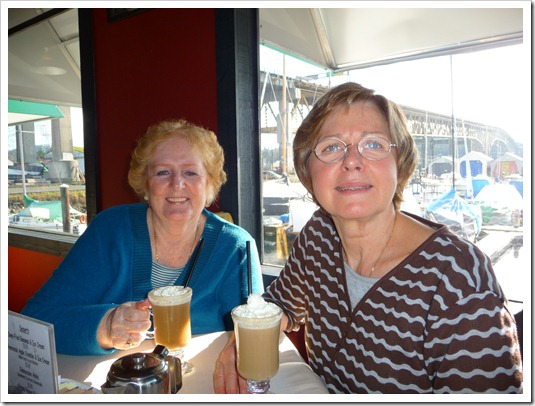 Linda and Dianne