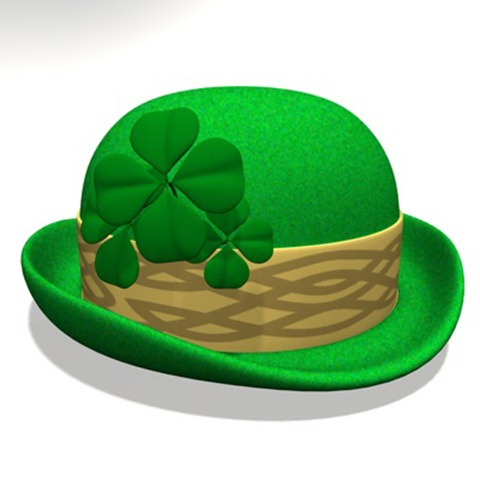 St. Patricks hat