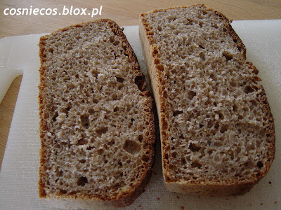 Weekendowa Piekarnia #20: Mixed Flour Miche