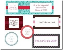 wedding-labels