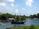 Castries auf Santa Lucia