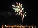 Barefoot Landing Feuerwerk