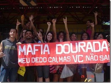 MAFIA DOURADO CHOCOLATE