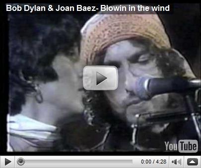 he sings with Joan Baez.