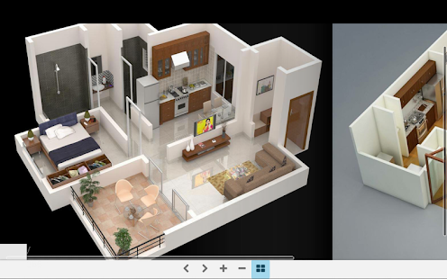 App 3d home plans apk for windows phone android games for Home design 3d garden apk