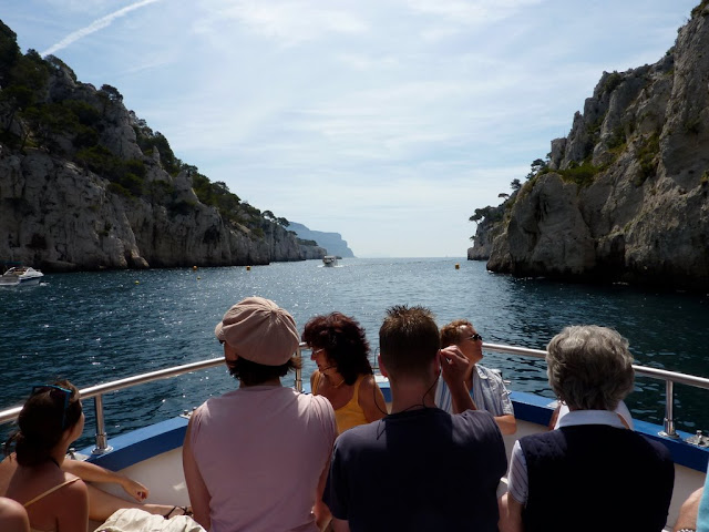 Photo de   Tour de bateau calanques Cassis