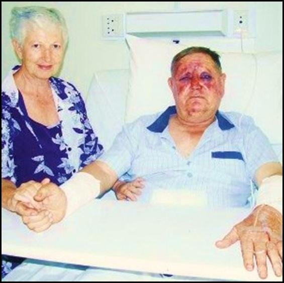 Engelbrecht Charles and Violent attacked Magogong Hartswater NW Jan102010 Jane Engelbrecht Volksblad pic