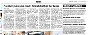 Berg van den Katrina Hendrika 65 murdered Jan142009 Daspoort AH Pretoria NewsP2 (2)