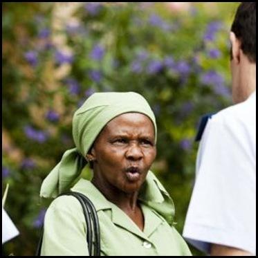Steenkamp DR Francois Newlands Park Pta Feb12010 servant Wlllemina Habile found him