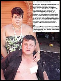 Koekemoer Ryno stabbed in wheelchair Welkom wife Rina March212010 Volksblad