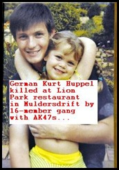 Huppel Kurt German _murderedLionParkRestaurantCradleMankindSept2008