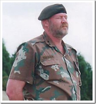 LtCol Tobie Van Eeden, exdmdr 121Bn - NOT GUILTY PmtzburgOc192008