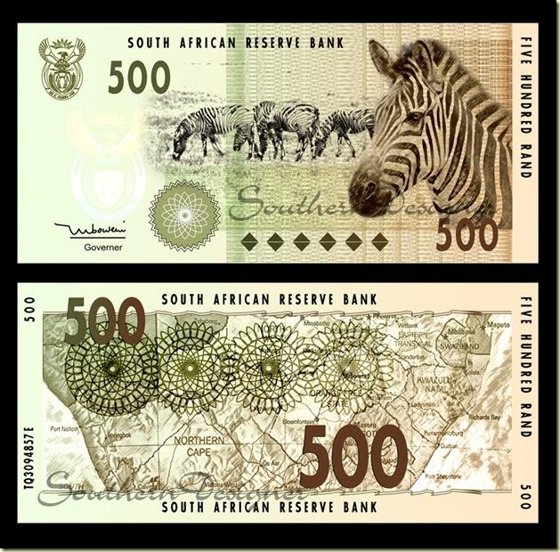 SA_Bank_Note_R500 back