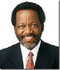 Rev Meshoe, MP of African Christian Democratic Party