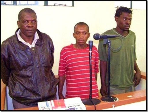 MutiConvictionsBushbuckridgeFloyd_TotoMokoena_JusticeNdubane_guilty15Aug2008