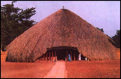 Bugandan Kings Burial site is Unesco world heritage site
